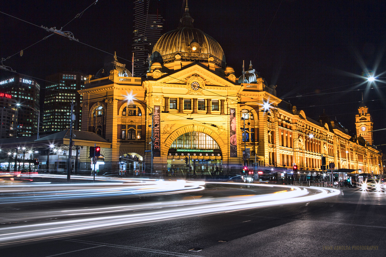 Melbourne at Night Project
